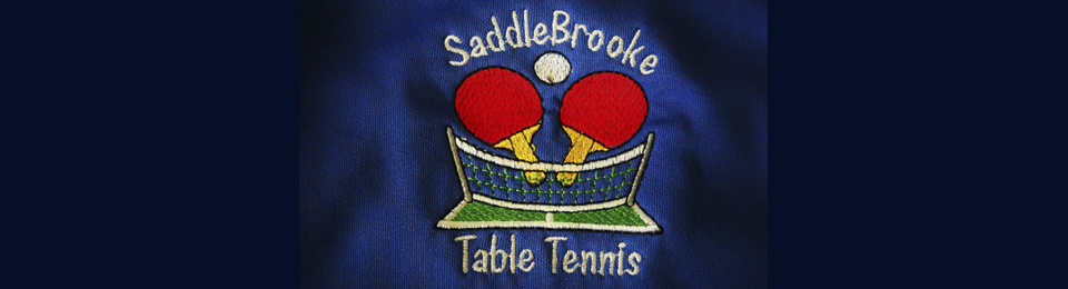 SaddleBrooke Table Tennis Club